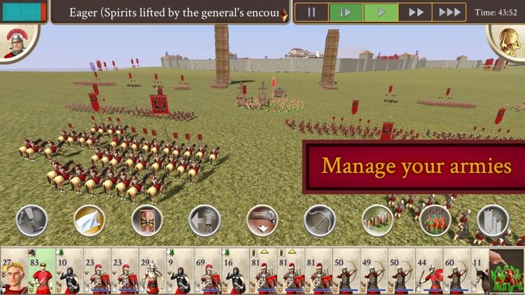 ROME: Total War screenshot-7