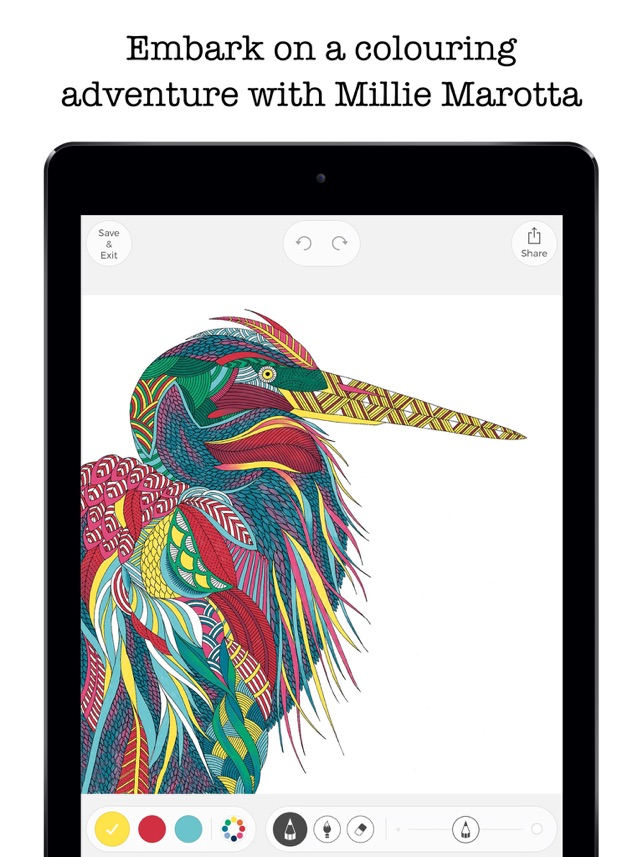 Colouring Adventures on the App Store