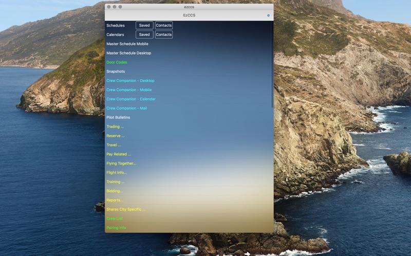 ezCCS for Mac