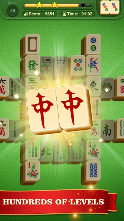 Mahjong Solitaire: Match Tiles