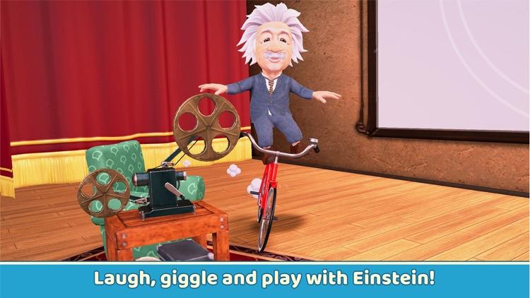 Human Heroes Einstein On Time screenshot-7