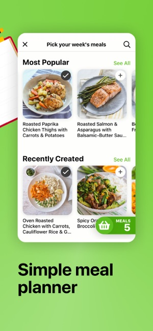 photograph relating to Deal a Meal Cards Printable named Mealime Dinner Options Recipes upon the Application Retailer