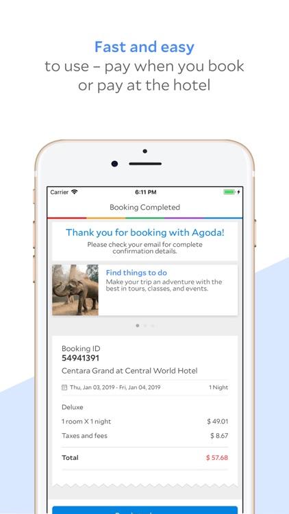 Agoda - Travel Deals screenshot-4