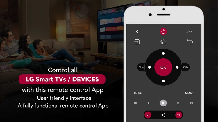 Remote For LG TV- LG TV Remote