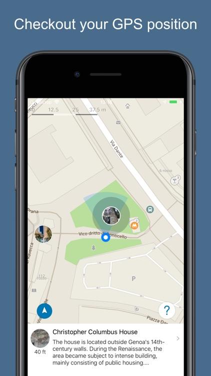 Genoa 2020 — offline map screenshot-3