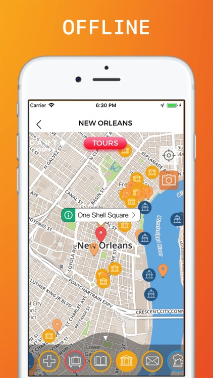 New Orleans Travel Guide screenshot-3