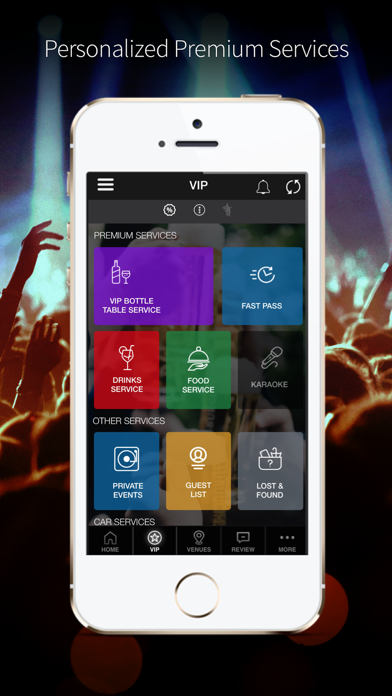 ItzFun: Digital Concierge App screenshot two