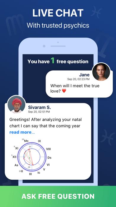 Daily Horoscope & Palmistry Screenshot