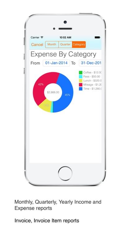 Business Expense Tracker screenshot-4