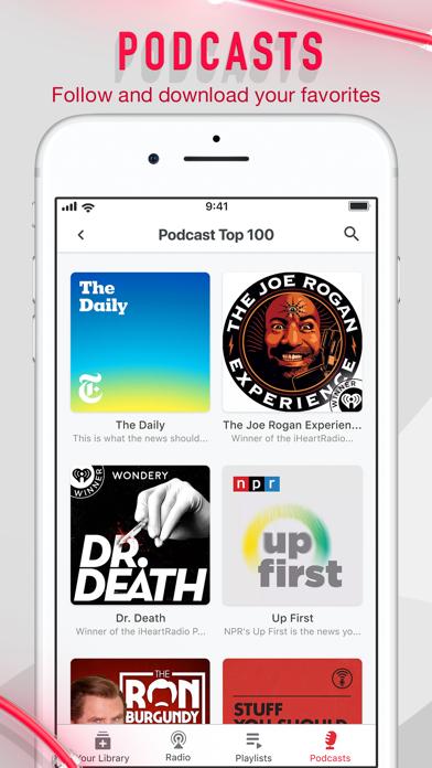 iHeartRadio - Radio & Podcasts for pc