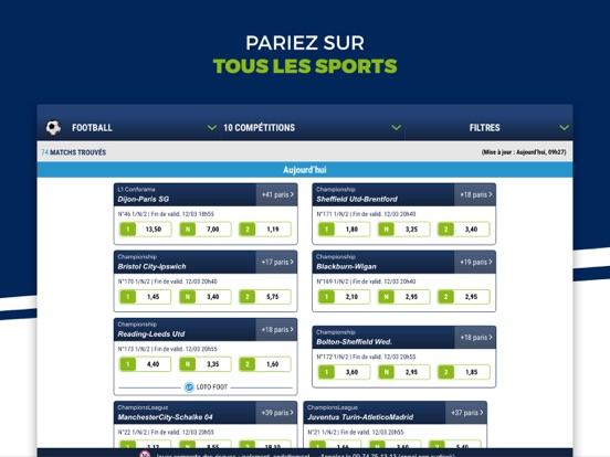 Screenshot #6 pour ParionsSport Point De Vente®