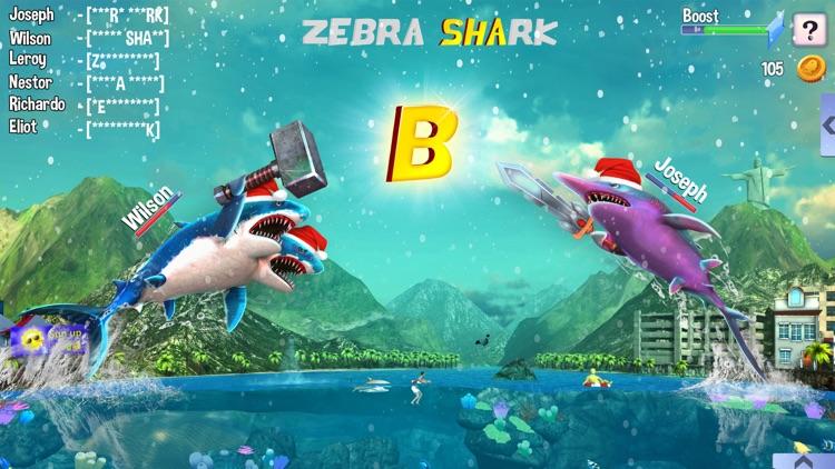 Double Head Shark Attack screenshot-0