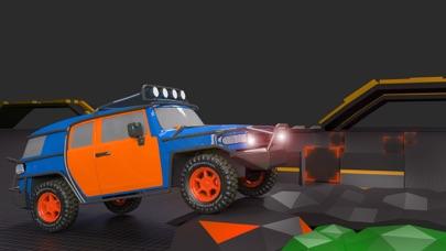 点击获取Fury Monster Truck 4x4