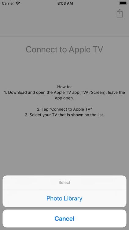TVAirScreen