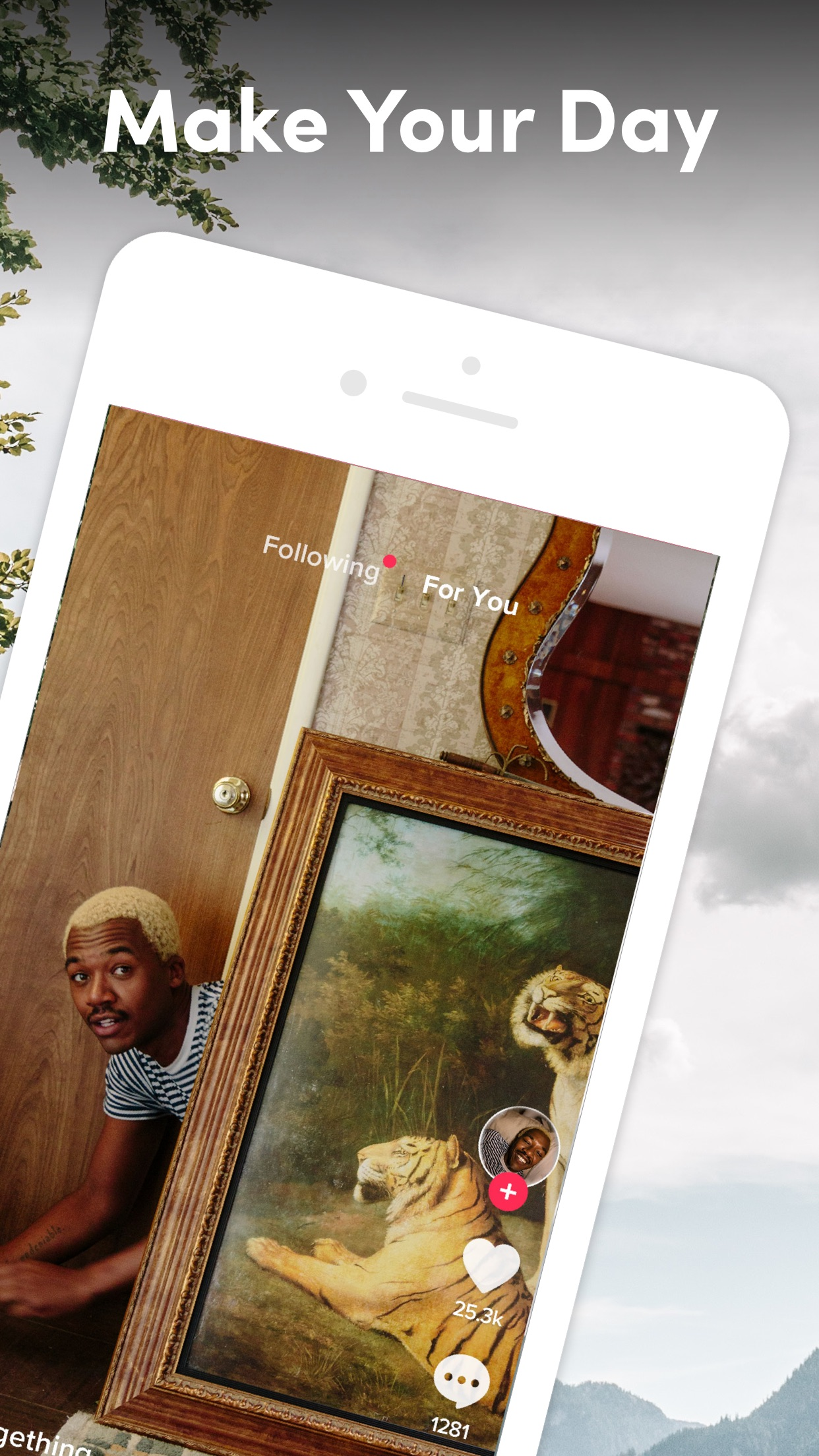 TikTok - Make Your Day Screenshot