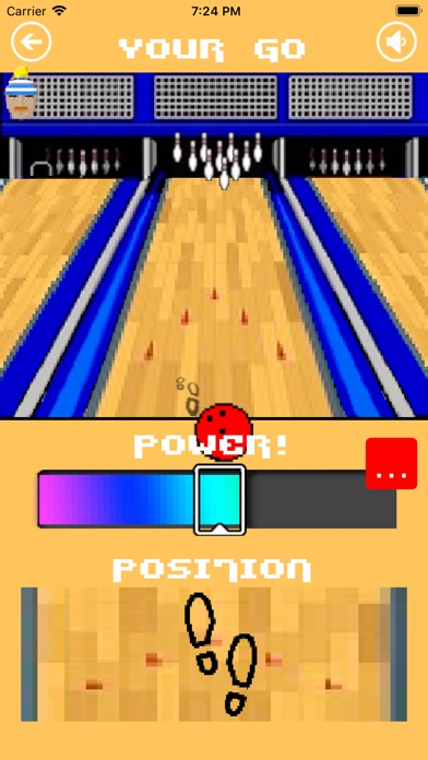 Pixel Bowling screenshot 3
