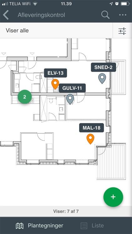 Vester Planroom Track