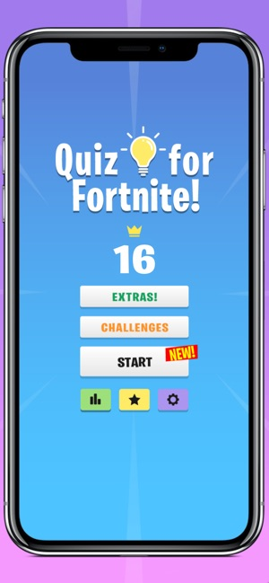 Quiz for Fortnite! on the App Store