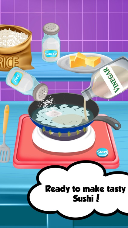 Ramen Sushi Bar - Sushi Maker screenshot-2