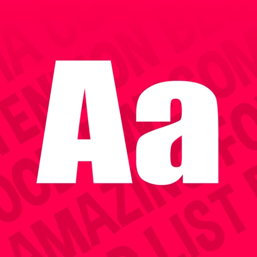 All Fonts & Keyboard Apps