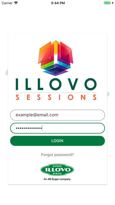 Illovo Sessions app image