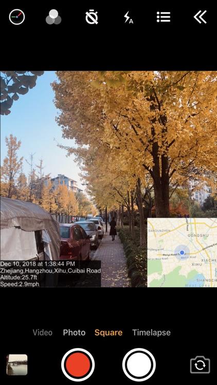 Timestamp Camera Basic screenshot-6