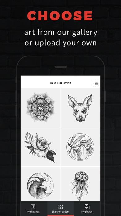 INKHUNTER PRO Tattoos try onのおすすめ画像1