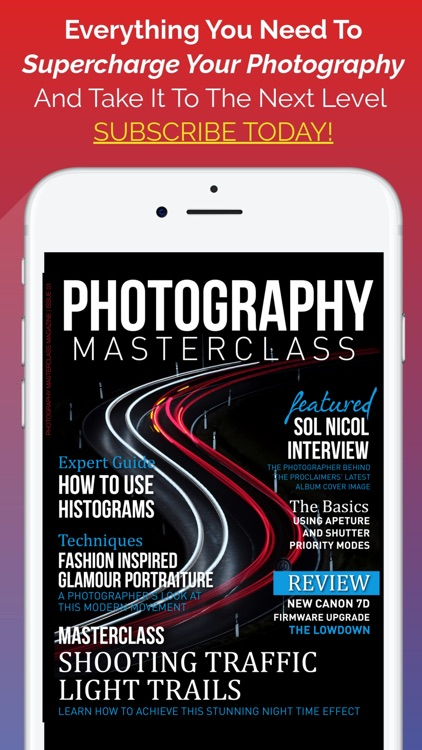 Photography Masterclass Mag screenshot-4