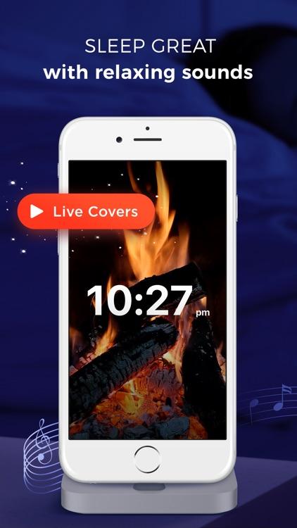 Sleep Sounds & Meditation App screenshot-0