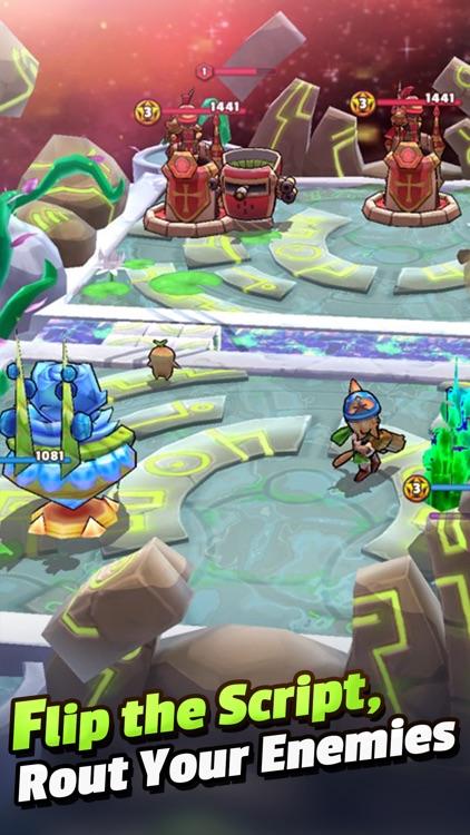 Omega Force: Battle Arena screenshot-4