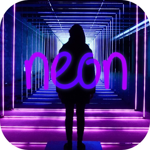 Neon Photo Effects