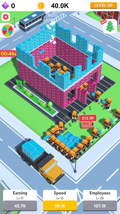 Idle Construction 3D screenshot 5