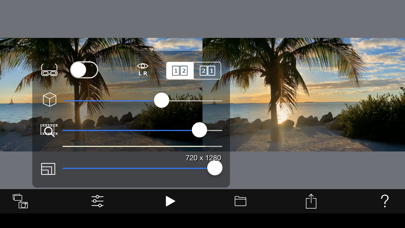 3D Effect Video Camera screenshot 4