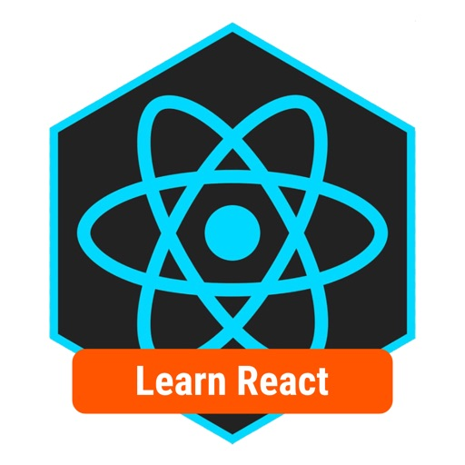 Learn React v16.9 icon