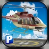 Helicopter Airport Parking