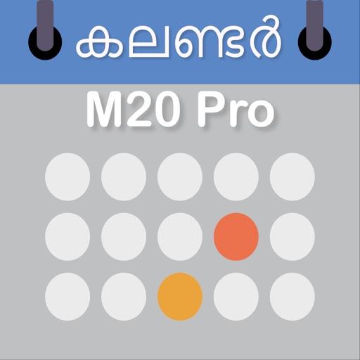 Calendar M20 Pro