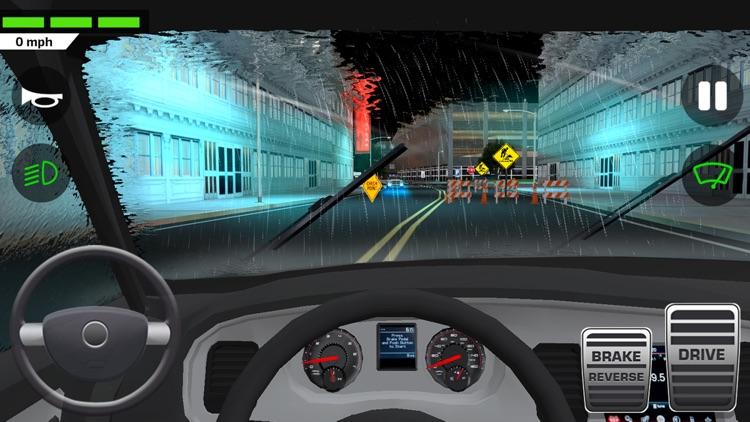 Driving Test Simulator Game screenshot-3