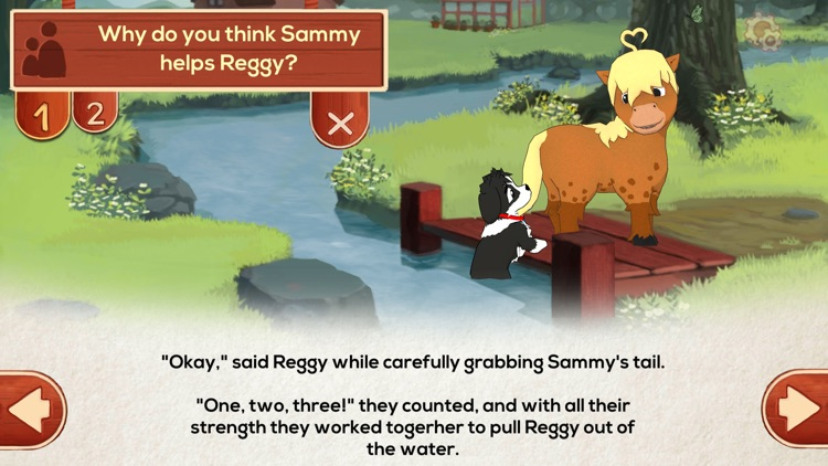 Peppy Pals Sammy Helps Out screenshot-3