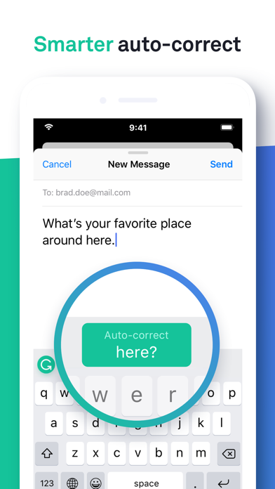 download Grammarly Keyboard apps 3