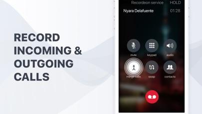Recordeon - Record phone calls screenshot three