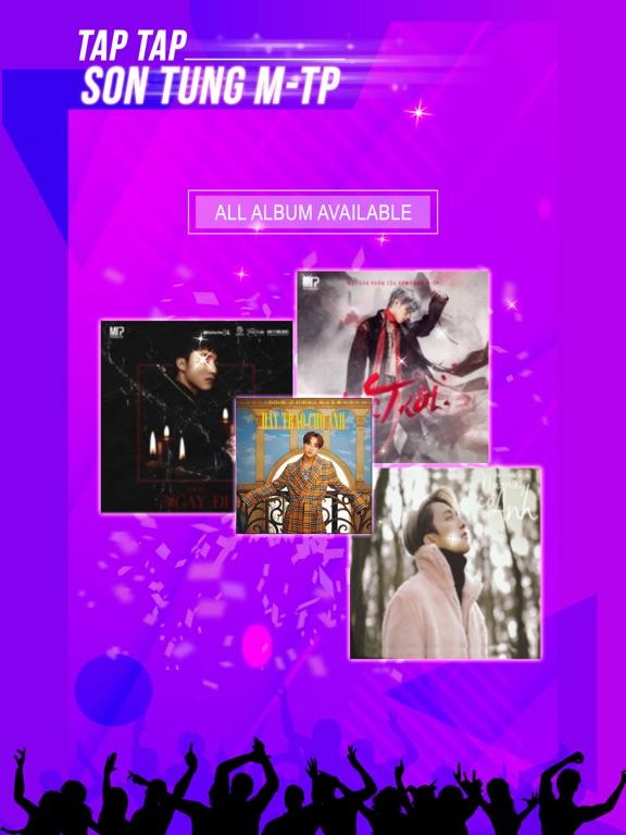 Tap Tap: Sơn Tùng M-TPのおすすめ画像1
