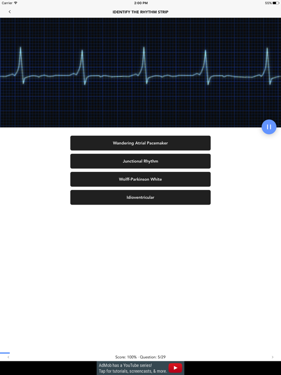 Instant ECG - Mastery of EKG Screenshots