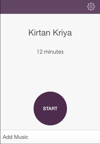 Kirtan Kriya Timer 2 - náhled