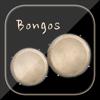 Bongos + - Drum Percussion Pad