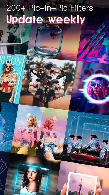 Photo Mirror Effects Camera screenshot-5