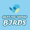 Dwightan Young - Gunfire versus birds artwork