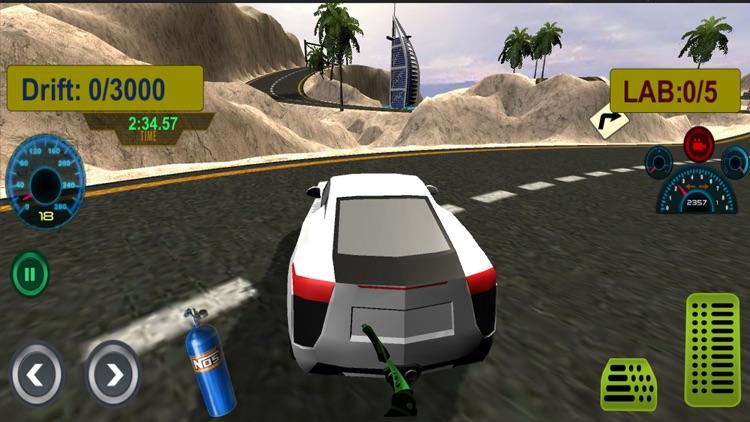 New Drift Real Desert Rally screenshot-8