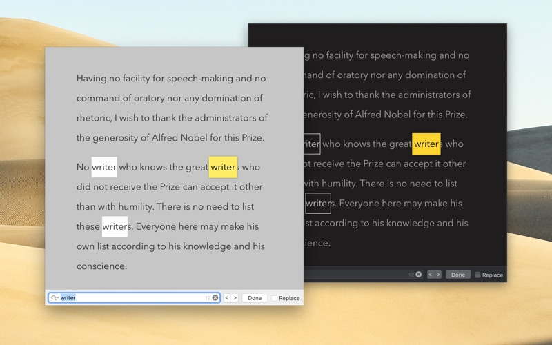 Paper – delightfully subtle editor for Mac