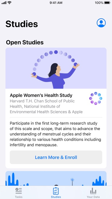 Apple Research screenshot 2