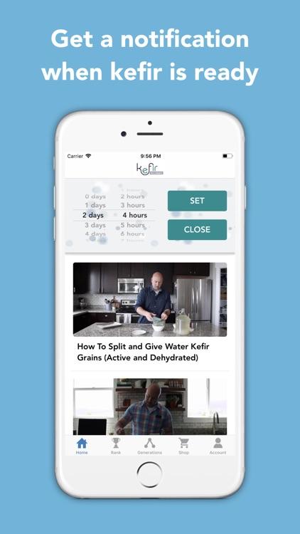 Kefir Connection | Soda & Milk